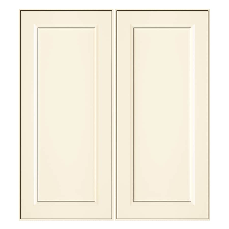 Nimble by Diamond Veranda Breeze 13.375-in W x 29.9062-in H x 0.75-in D Toasted Antique Laminate Door Wall Cabinet