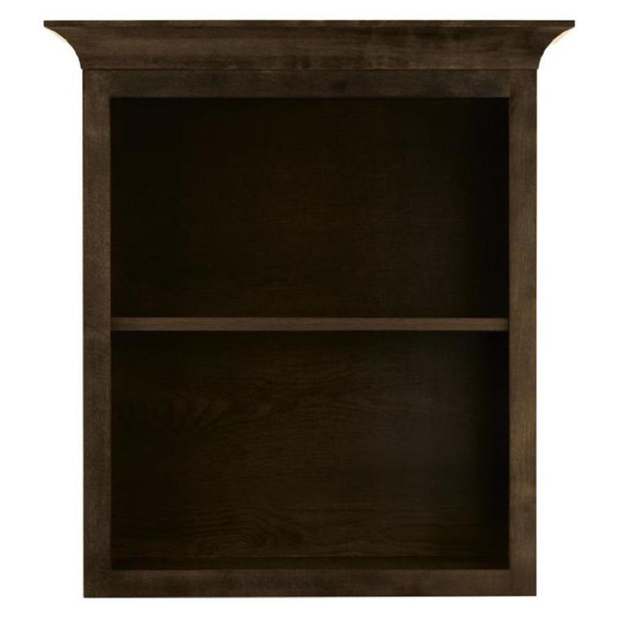 Shop Diamond FreshFit Webster In W X In H X In D Mink - Lowes bathroom wall shelves