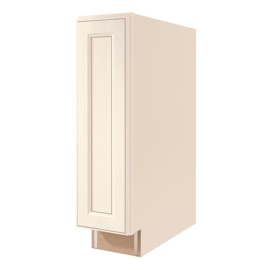 Diamond NOW Caspian 9-in W x 35-in H x 23.75-in D TrueColor Toasted Antique Door Base Cabinet