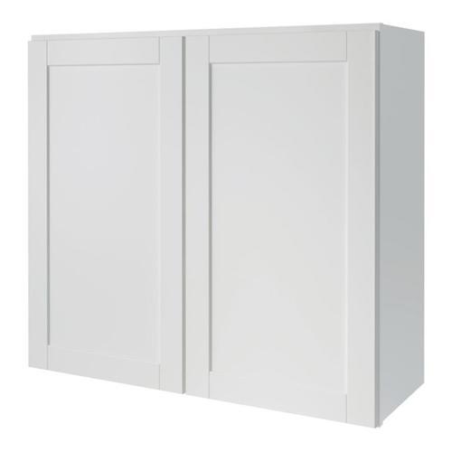 Stock Kitchen Cabinet Doors: Diamond NOW Arcadia 33-in W X 30-in H X 12-in D Truecolor