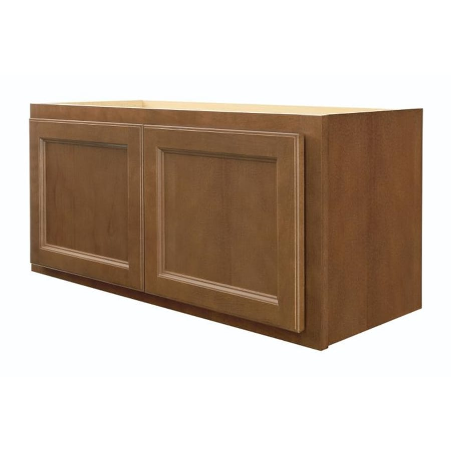 Shop diamond now weyburn 30 in w x 14 in h x 12 in d for Diamond kitchen cabinets