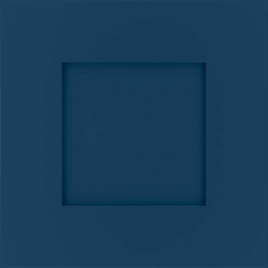 Shop Diamond Intrigue Ausset 14 75 In X 14 75 In Naval