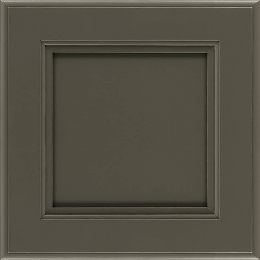 Diamond Prelude Arden 14.75-in x 14.75-in Forest Floor Laminate Square Cabinet Sample