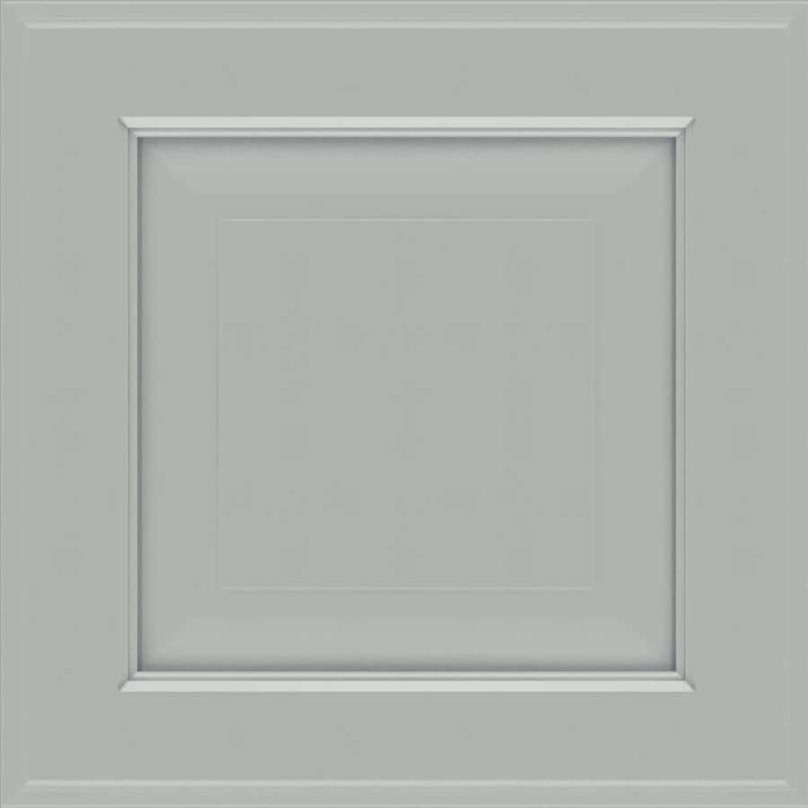 Diamond Reflections Louden 14.75-in x 14.75-in Juniper Berry Painted Maple Square Cabinet Sample