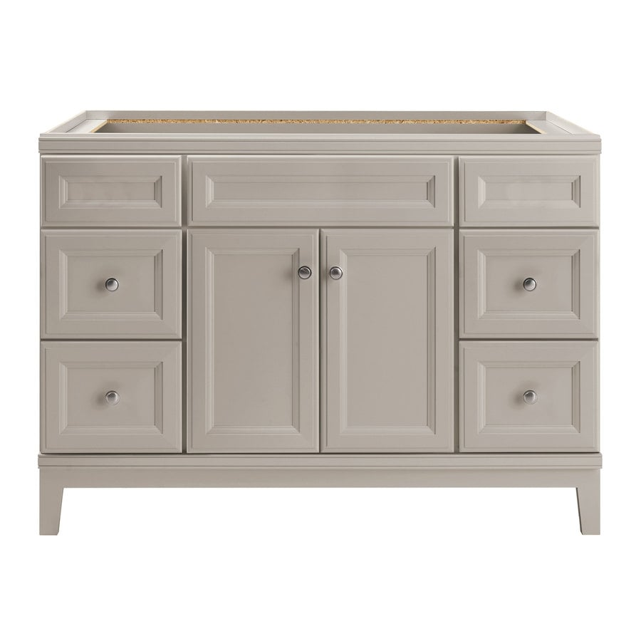 Impressive Bathroom Vanity Cabinet Plans Free