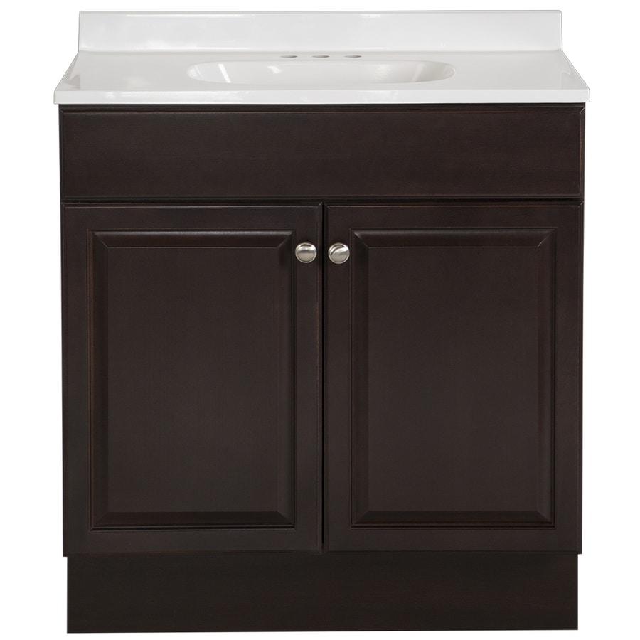 Project source 30 5 in java single sink bathroom vanity - 30 bathroom vanity with marble top ...