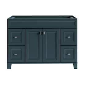 Blue Bathroom Vanities without Tops at Lowes.com