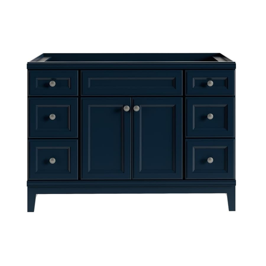 Diamond Freshfit Calhoun 48 In Mystic Bathroom Vanity