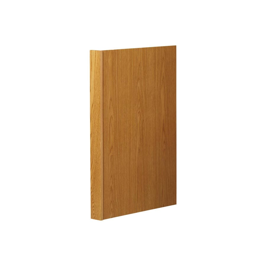 Kitchen Classics Portland 3-in x 35-in Oak Cabinet End Panel