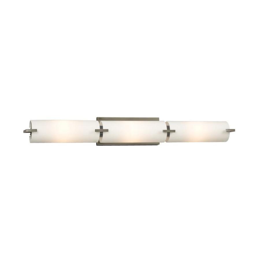 Ceiling Fans Kona: Galaxy Lighting Kona 3-Light 32.5-in Brushed Nickel