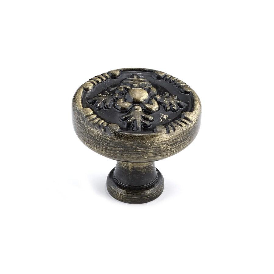 Richelieu Antique English Round Cabinet Knob
