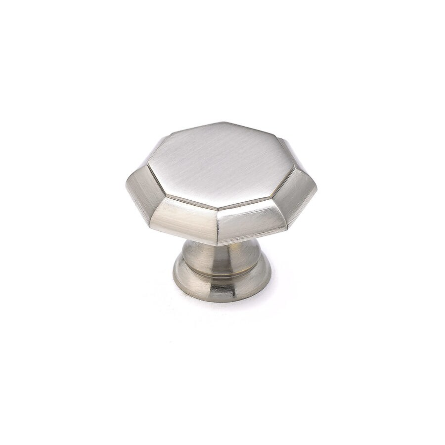 Richelieu Brushed Nickel Novelty Cabinet Knob