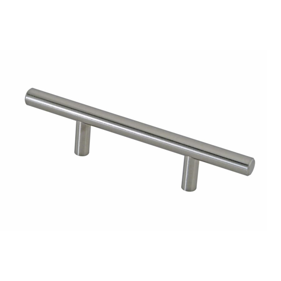 Shop Richelieu 3 In Center To Center Brushed Nickel Bar