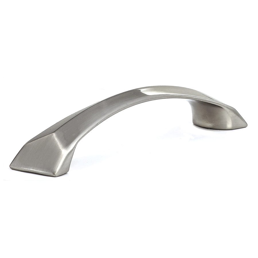Shop Richelieu 5 In Center To Center Brushed Nickel Arched