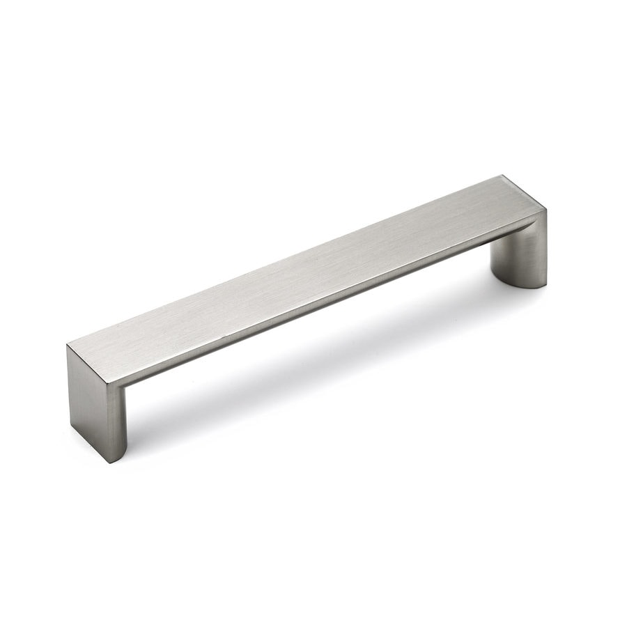 Richelieu 3-3/4-in Center-to-Center Brushed Nickel Cabinet Pull