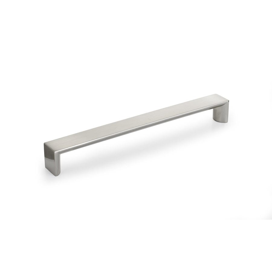 Richelieu 192Mm Center-To-Center Brushed Nickel Bar Cabinet Pull