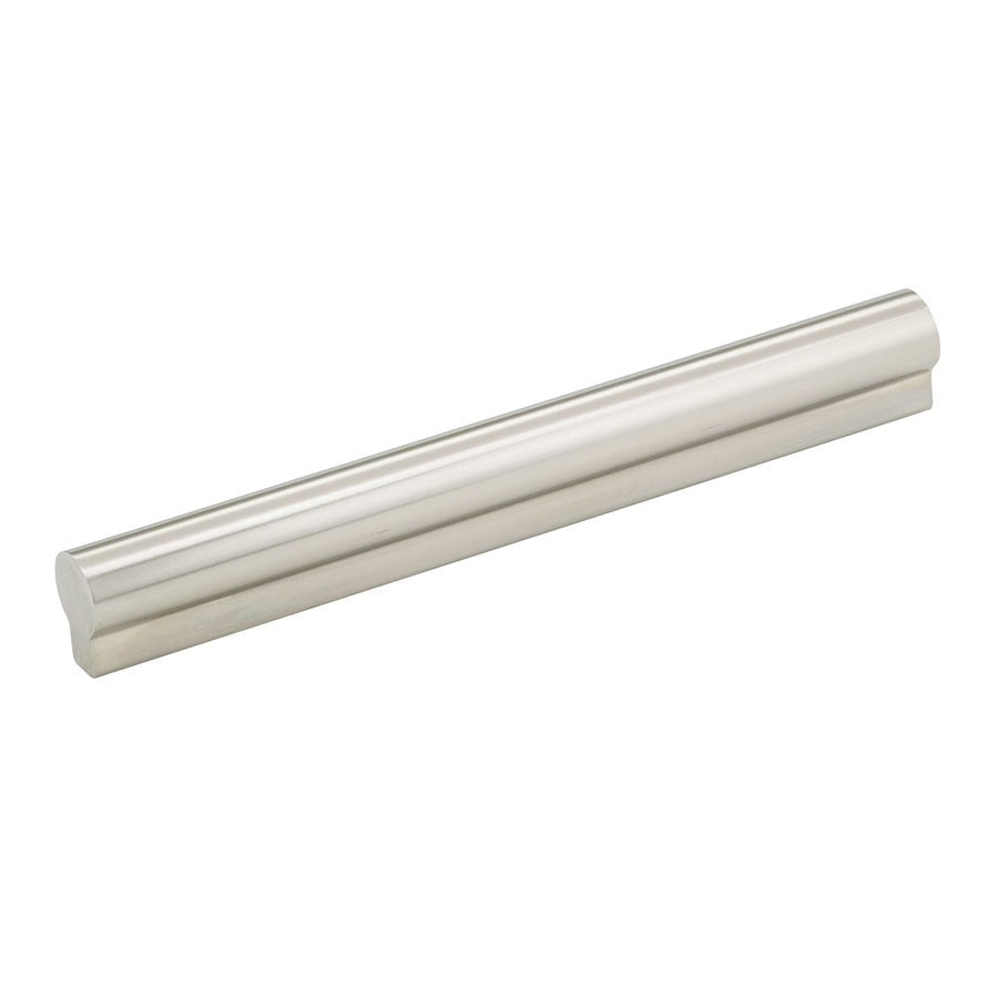 Richelieu 5-in Center-To-Center Matte Nickel Bar Cabinet Pull
