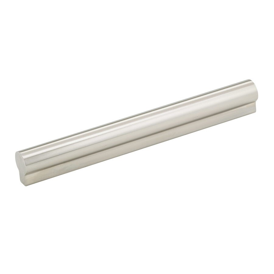 Richelieu 7-1/2-in Center-to-Center Brushed Nickel Cabinet Pull