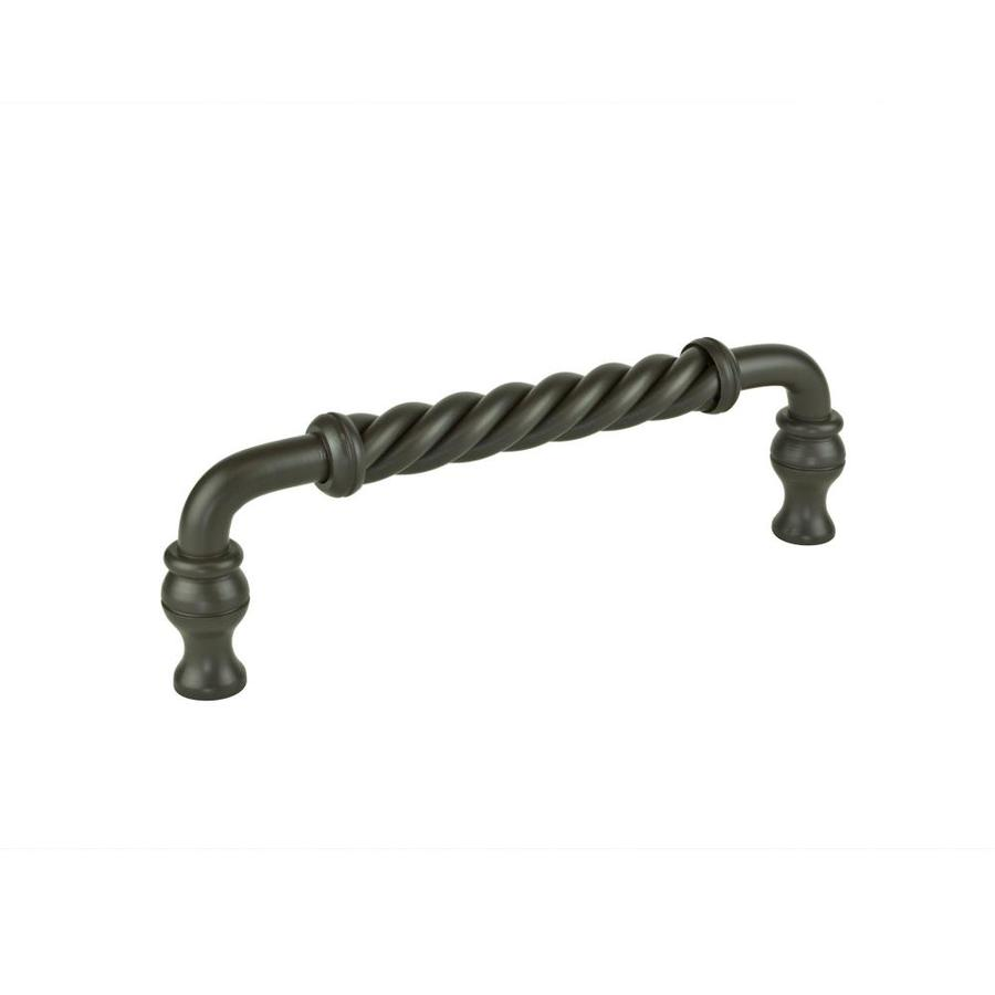 Richelieu 6-in Center-To-Center Oil-Rubbed Bronze Bar Cabinet Pull
