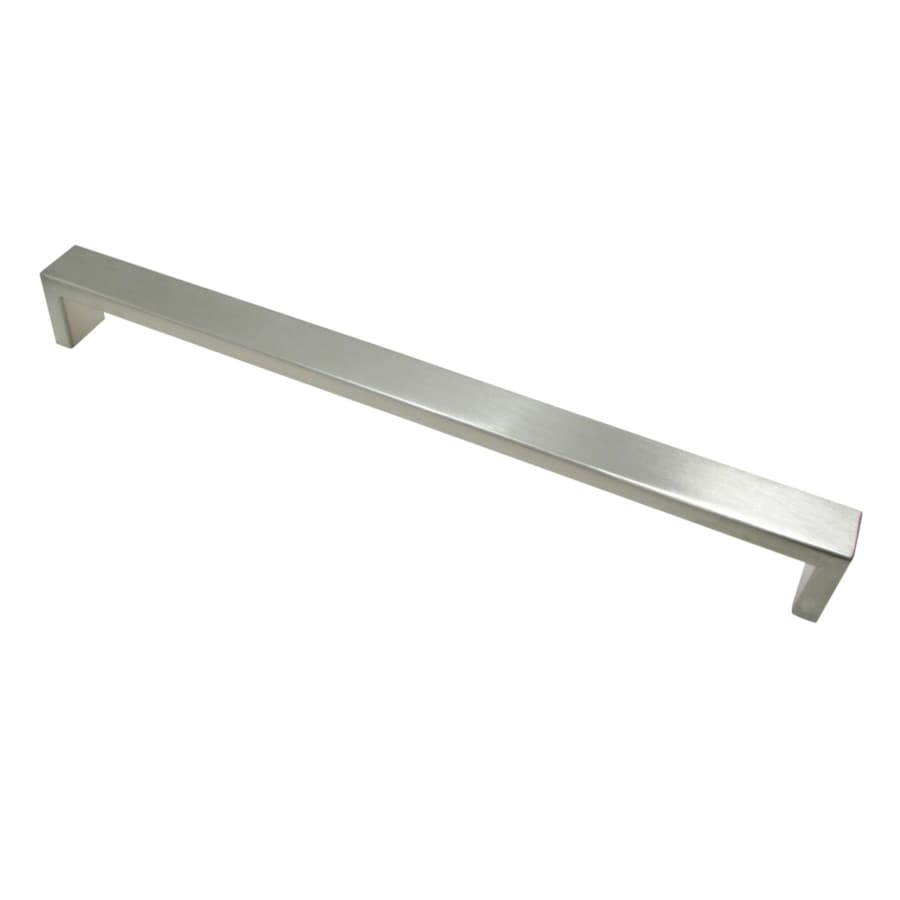 Richelieu 256-mm Center-To-Center Stainless Steel Bar Cabinet Pull