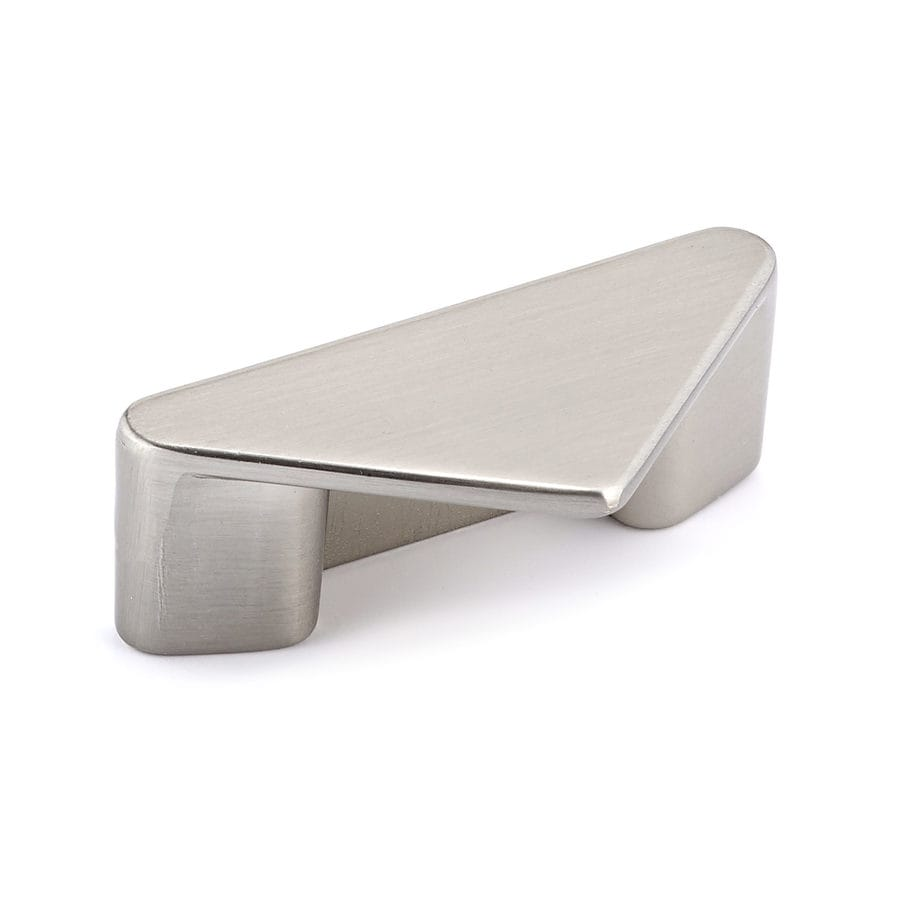 Richelieu Knob Metal 32mm dia. (8/32) Brushed Nickel