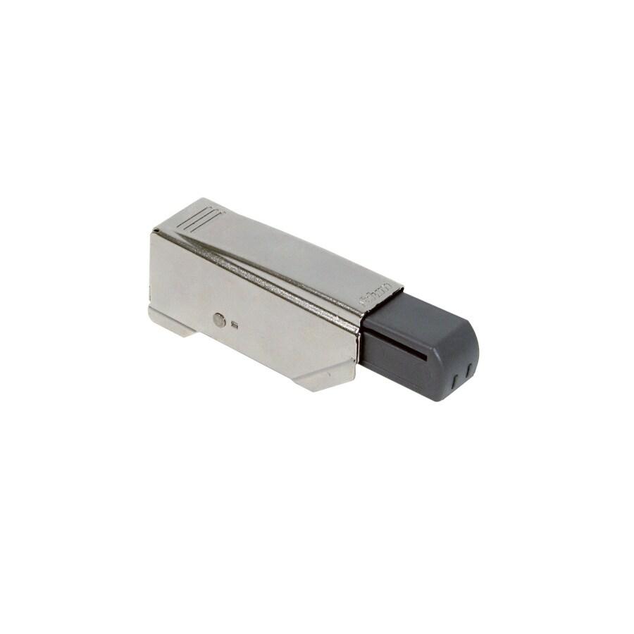Blum Clip 1.25-in H Brushed Nickel Radius Interior Concealed Door Hinge