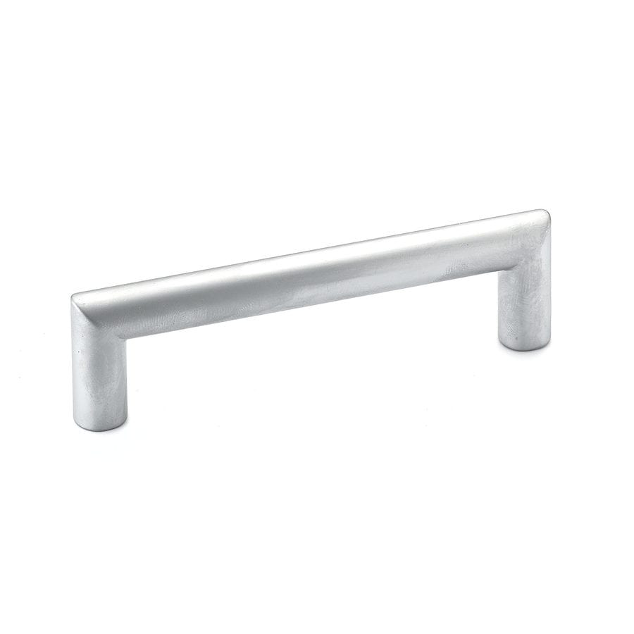 Richelieu 3-7/9-in Center-To-Center Matte Chrome Bar Cabinet Pull