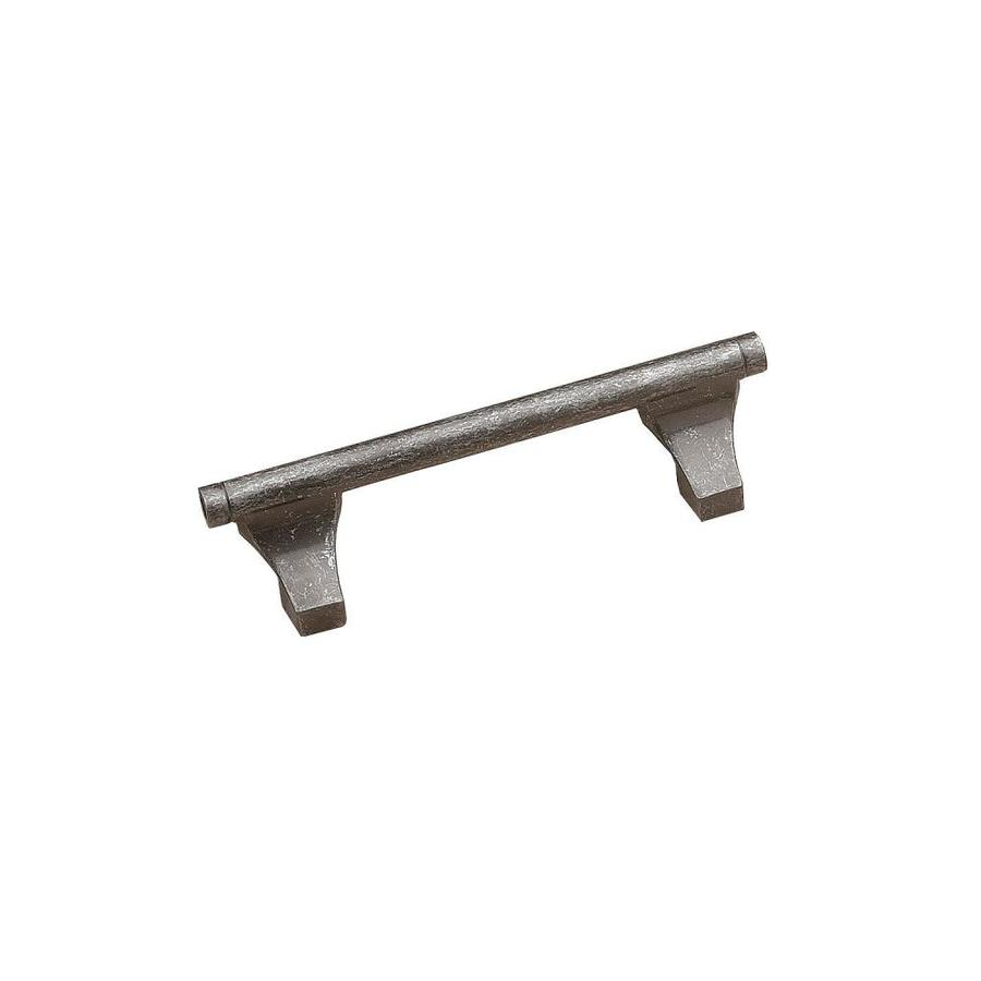 Richelieu 3-7/9-in Center-To-Center Wrought Iron Bar Cabinet Pull