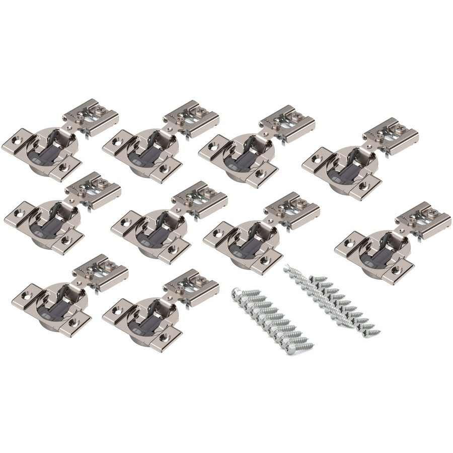 Interior Cabinet Hardware Lowes shop cabinet hinges at lowes com richelieu hinge