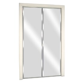 Lowes Closet Doors Myfuturehouses Collection Bedrooms Pictures Images Pertaining Mirrored Interior