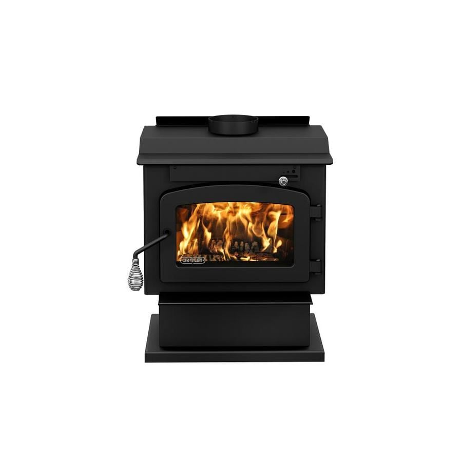 Drolet 1,000-sq ft Wood Stove