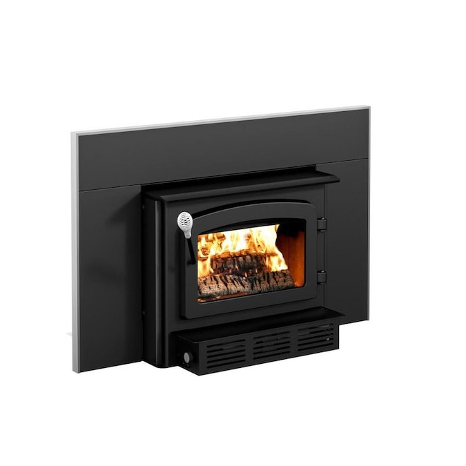 Drolet 2100 Sq Ft Wood Burning Stove Insert In The Wood Stoves Wood Furnaces Department At Lowes Com
