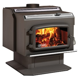 Prime Wood Stoves Wood Furnaces At Lowes Com Home Interior And Landscaping Ymoonbapapsignezvosmurscom