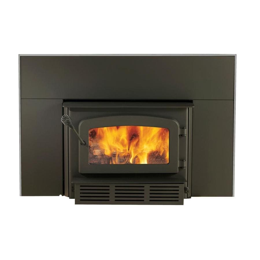 Shop Drolet 1600 Sq Ft Wood Burning Stove Insert At