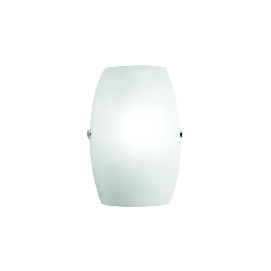 Eurofase Vita 6.75-in W 1-Light Chrome Pocket Wall Sconce
