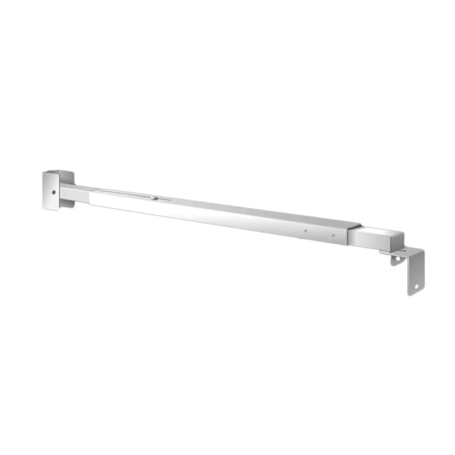 Mr. Goodbar 48-in White Patio Door Window Security Bar