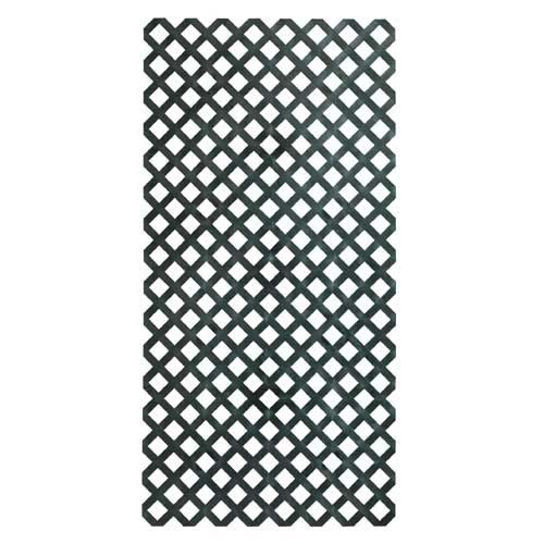 Dark Green Plastic Lattice