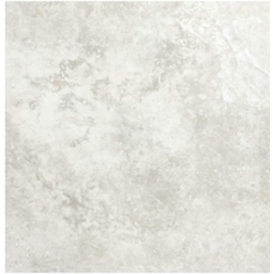 Shop celima tas gray ceramic floor tile common 20 in x for Ceramic flooring