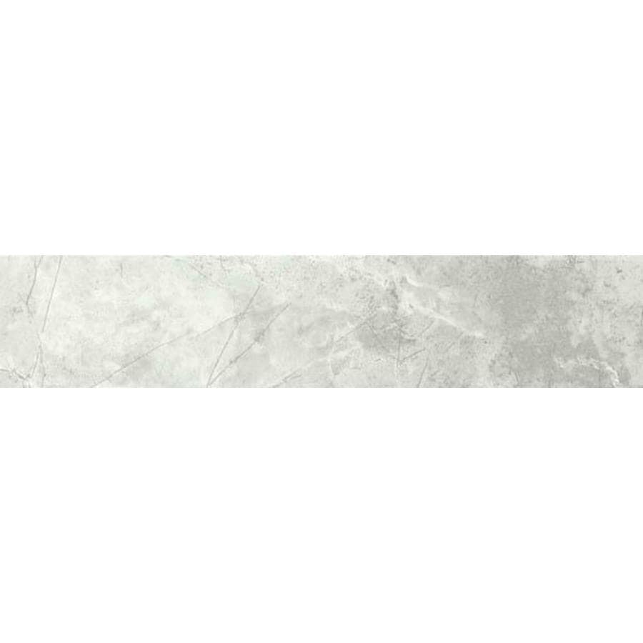 CELIMA Chilo Gray Ceramic Bullnose Tile (Common: 3-in x 12-in; Actual: 2.79-in x 11.96-in)