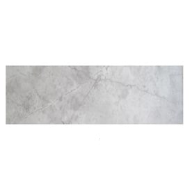Chilo Gray Ceramic Bullnose Tile (Common: 3-in x 12-in; Actual: 2.79-in x 11.96-in)