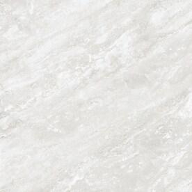 Colorado Grey 18-in x 18-in Ceramic Floor Tile (Common: 18-in x 18-in; Actual: 17.65-in x 17.65-in)