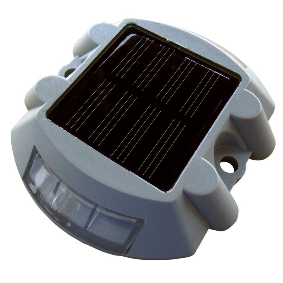 Dock Edge Solar And Deck Light