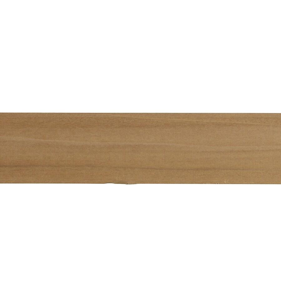Poplar Board (Common: 1/2-in x 2-in x 4-ft; Actual: 0.5-in x 1.5-in x 4-ft)