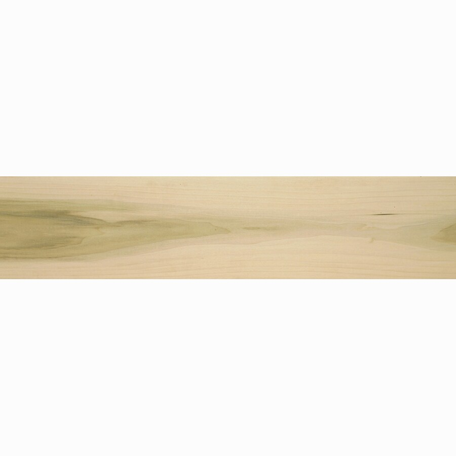 (Common: 1-in x 4-in x 12-ft; Actual: 0.75-in x 3.5-in x 12-ft) Poplar Board