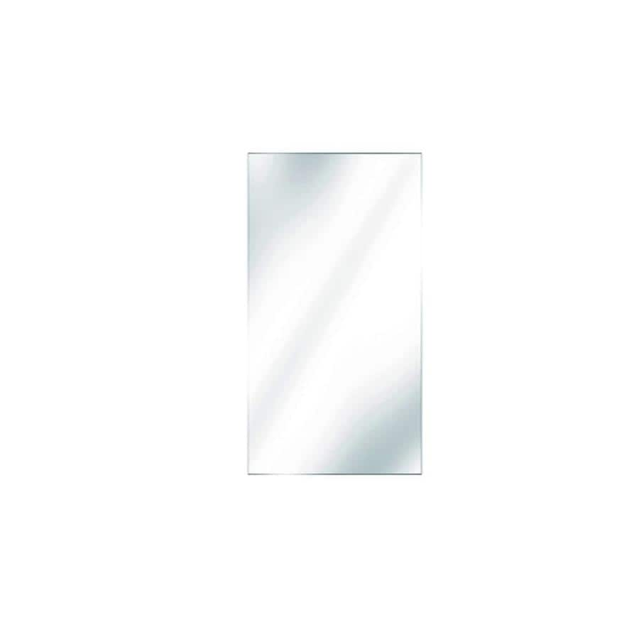 Crystal Rail (Common: x 0.0; Actual: 0.9 x 30.0 x 42.0) Crystal Rail Clear Glass Deck Universal rail