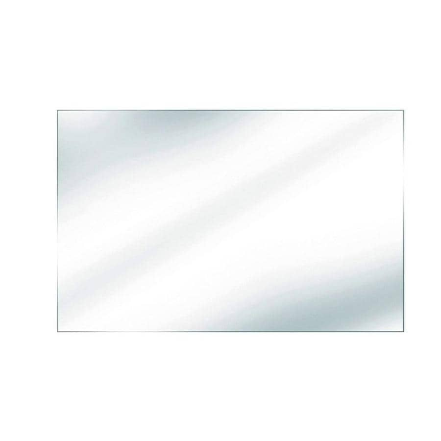 Crystal Rail (Common: x 0.0; Actual: 0.9 x 62.0 x 46.0) Crystal Rail Clear Glass Deck Universal rail