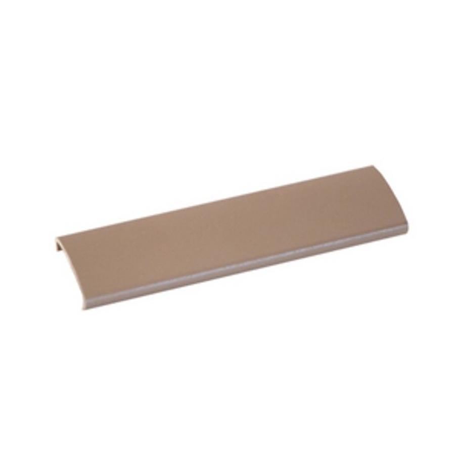 Classic (Common: x 0.0; Actual: 7.0 x 4.25 x 1.0) Classic Railing 6-Pack Taupe Aluminum Deck Universal rail
