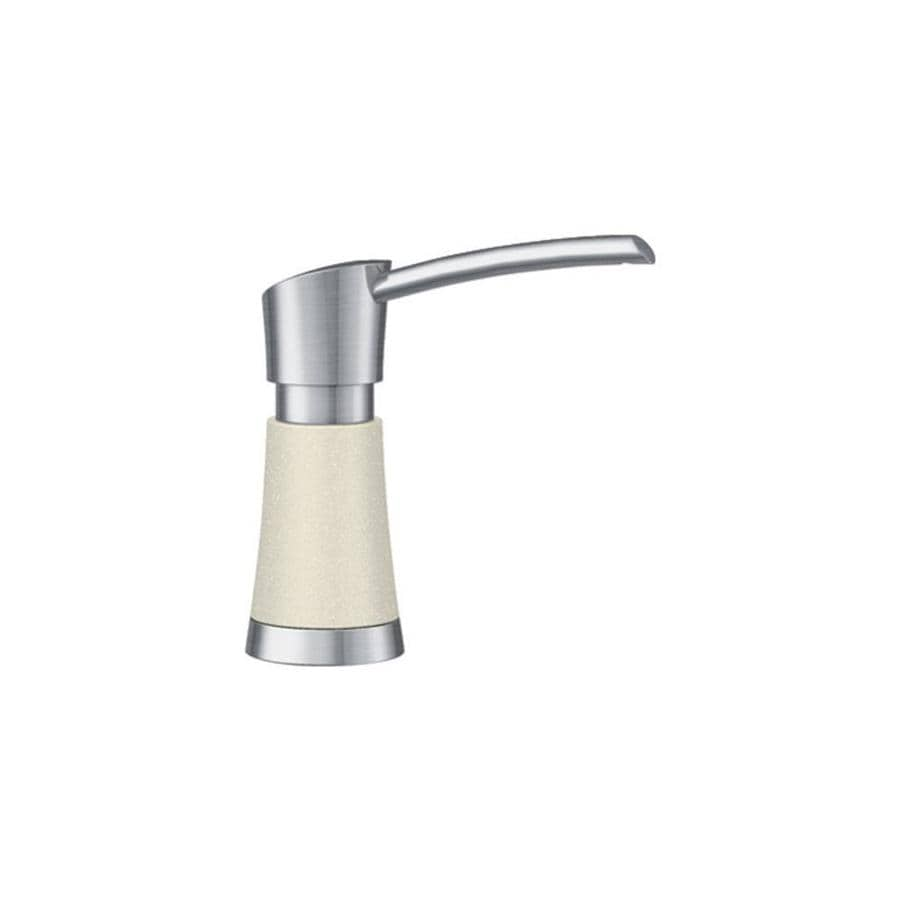 Blanco Artona Biscuit Stainless Soap Lotion Dispenser At