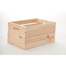 Superbe STOR Crate 12.5 In W X 9.5 In H X 17.5 In D