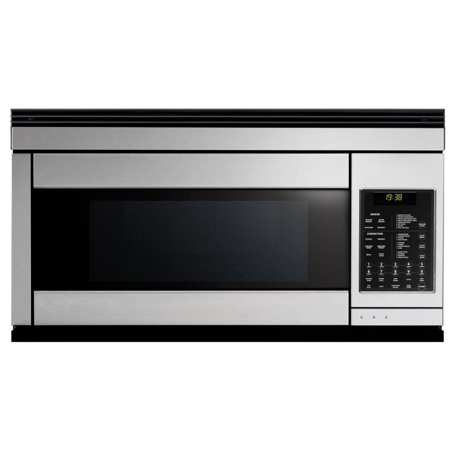 Fisher & Paykel 1.1 cu ft Over-the-Range Convection Microwave (Stainless-Steel)